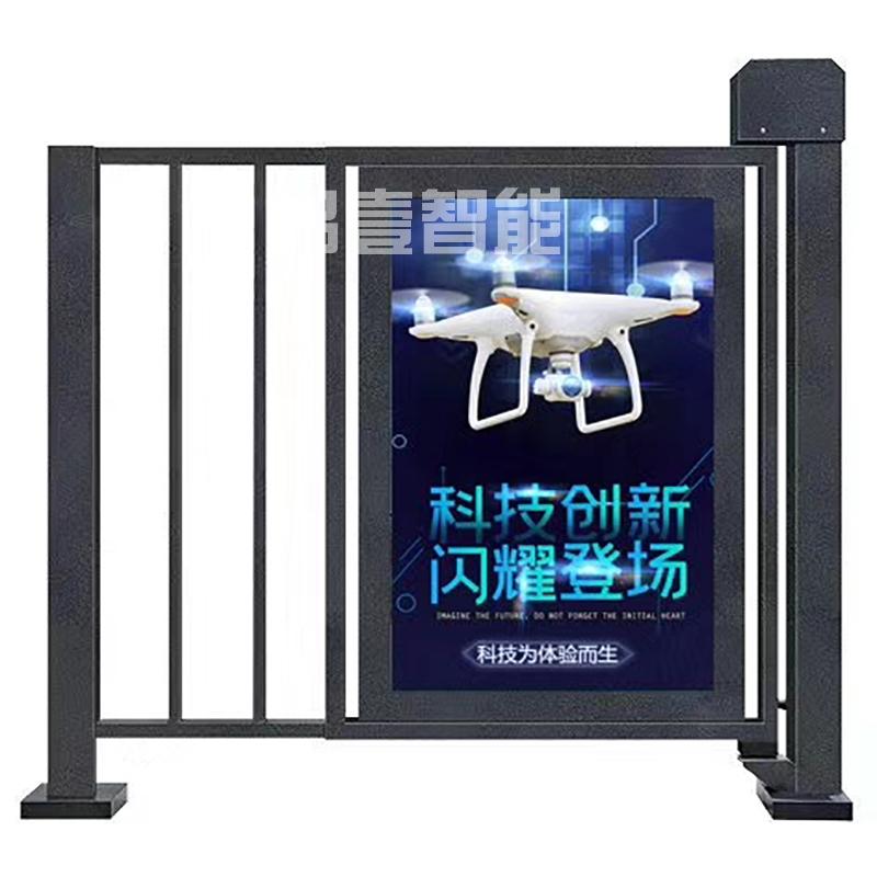 智能广告门系统4